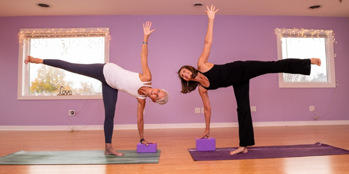 4 Yoga Classes For Only $44 - Partner Offer Image