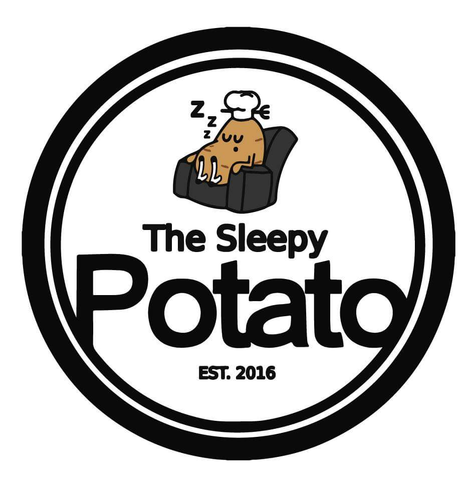 Sleepy Potato Logo