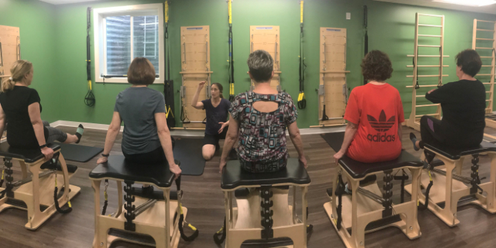 1/2 Off Introduction to Pilates Group Equipment Class (ONLY $11) offer image
