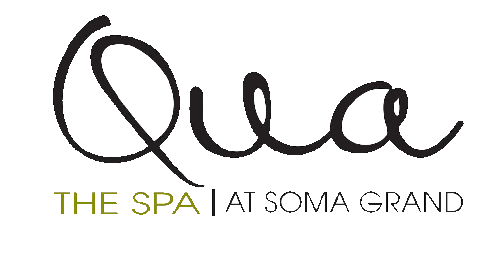 QUA, The SPA at SOMA GRAND Logo