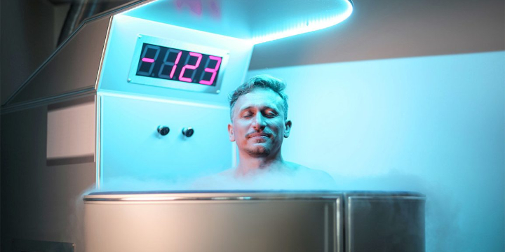 Bring A Friend - Get 1 FREE Cryotherapy Session! offer image