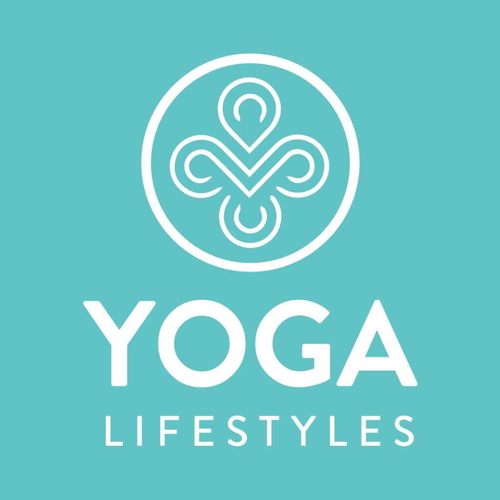 Yoga and Lifestyle Logo