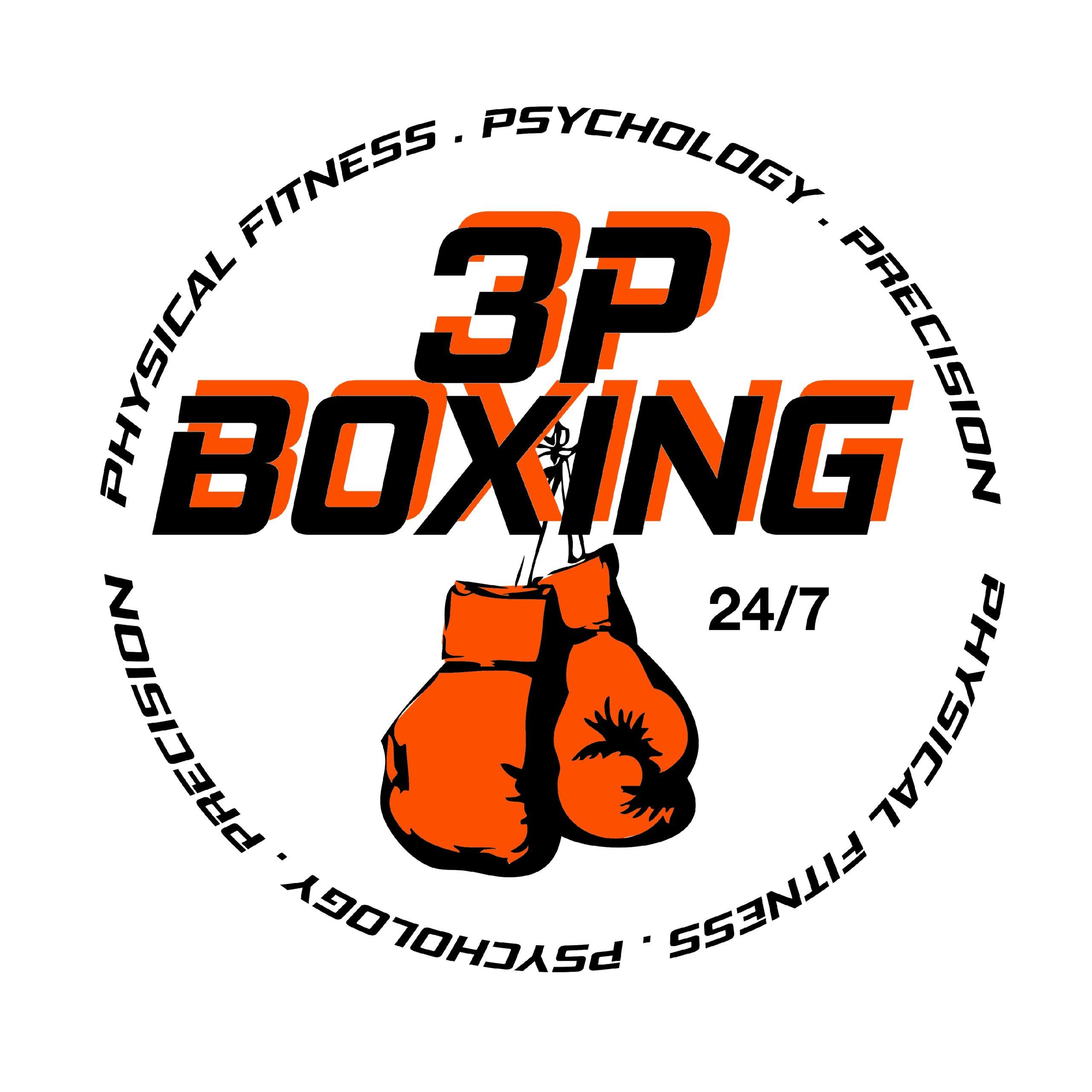 3P Boxing 247 Logo