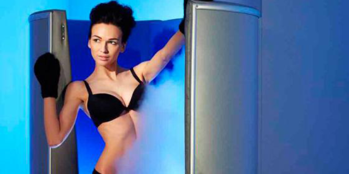 $66 for Buy 2 Whole Body Cryotherapy treatments get one FREE at Arctic Healing Cryo (60% discount) - Partner Offer Image