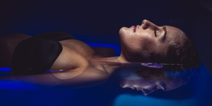 $129 for Float therapy at Massage Xcape & float (52% discount) - Partner Offer Image