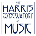 The Harris Conservatory of Music Mobile Logo