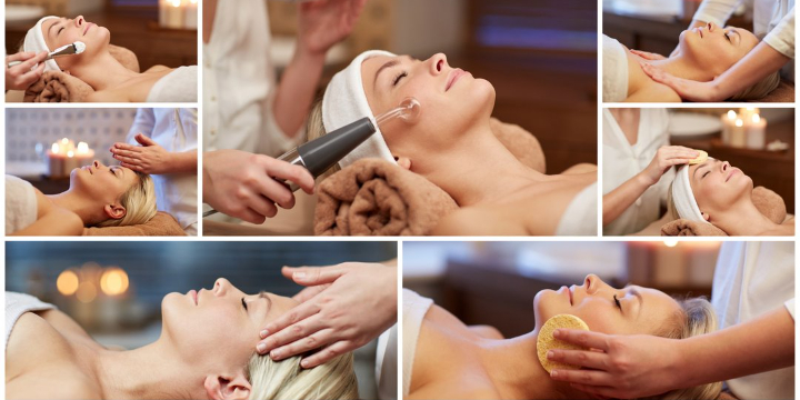 50% OFF First Facial Treatment  - Partner Offer Image