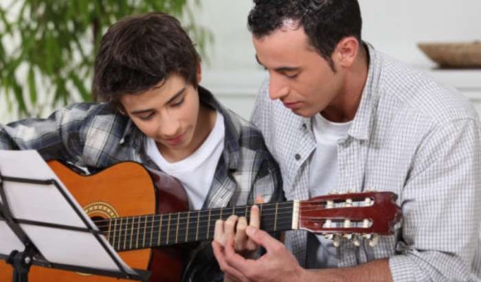 Guitar Lessons: article image