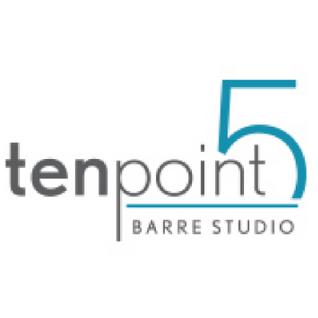 TenPoint5 | Central Phoenix Barre Studio Logo