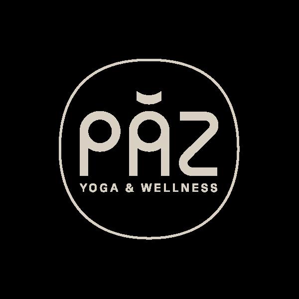 Paz Yoga and Wellness Logo