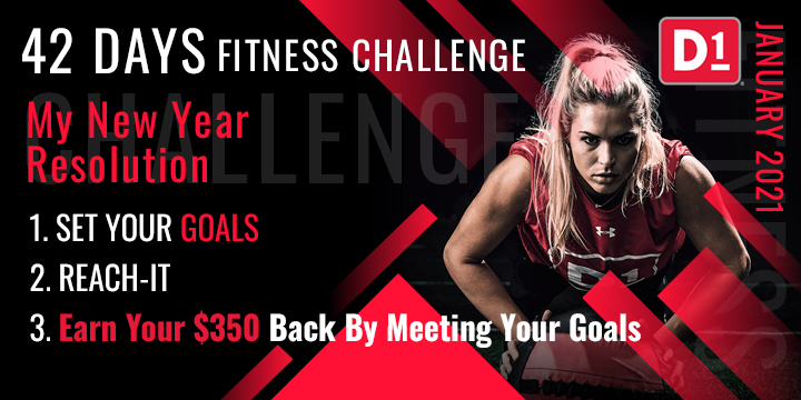Instantly save $150 dollars: THE 42 DAY FITNESS CHALLENGE offer image