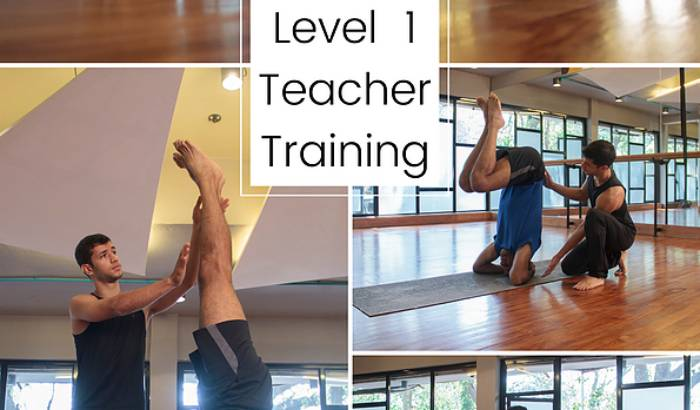 Intro To Inversions - Teacher Training Course