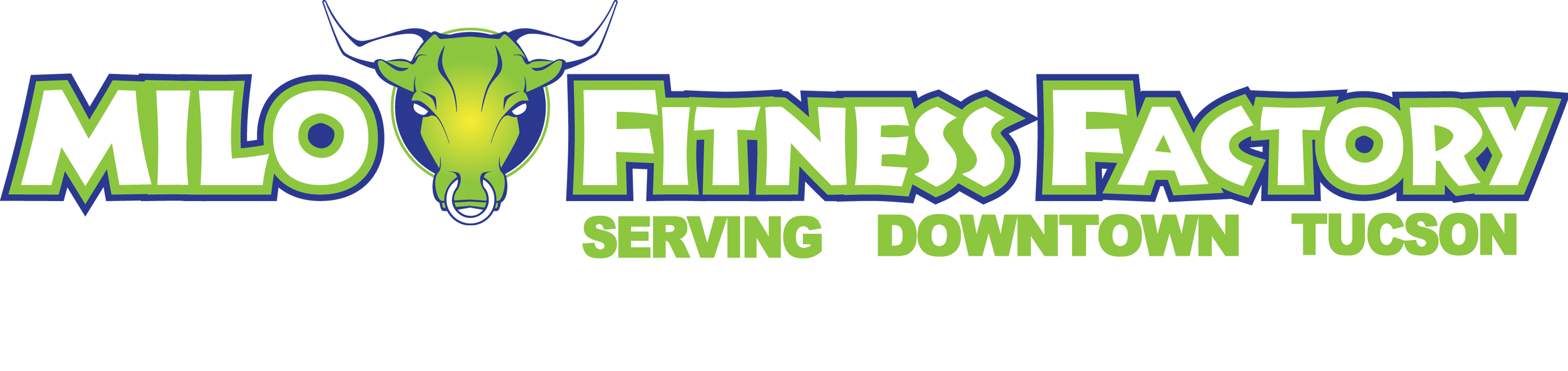 Milo Fitness Factory Logo