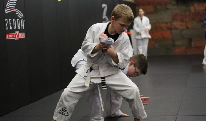 RESPECT IS A CORNERSTONE OF MARTIAL ARTS INSTRUCTION article image