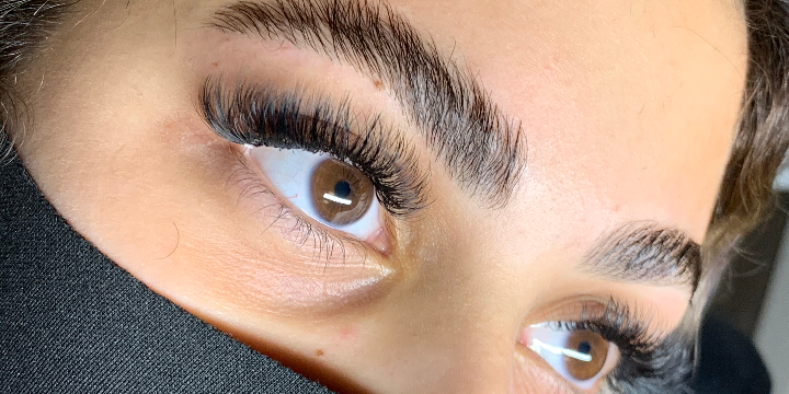50% OFF of your full set of eyelash extensions  - Partner Offer Image