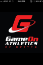 Game On Athletics Logo