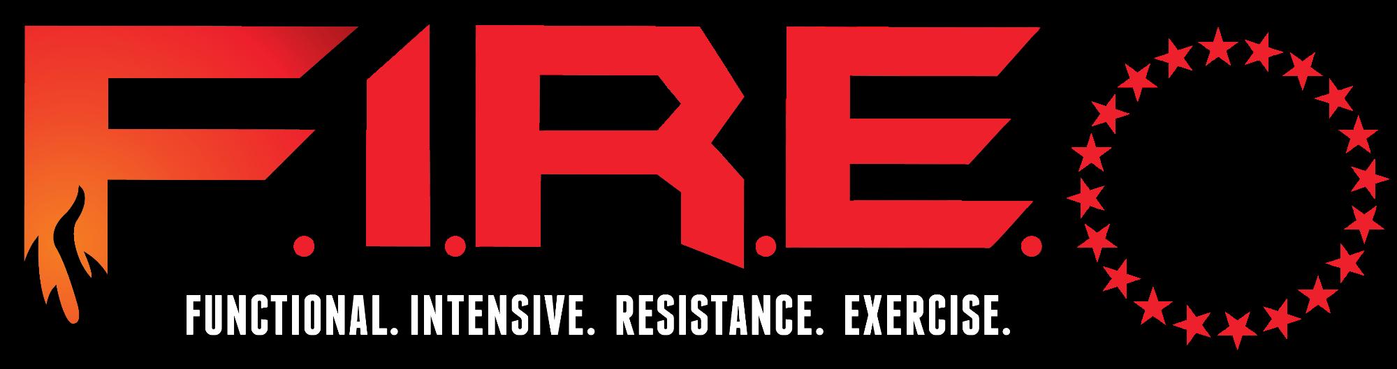 FIRE Fitness Camp Shawano Logo