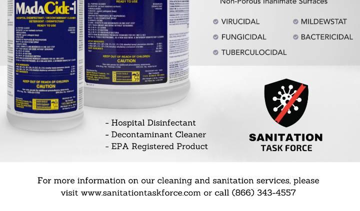 Sanitation Task Force image