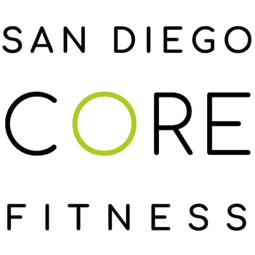 San Diego Core Fitness BootCamp & Virtual Training Logo
