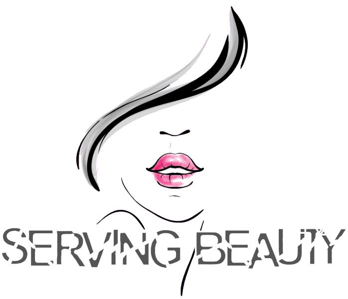 Serving Beauty Co Logo