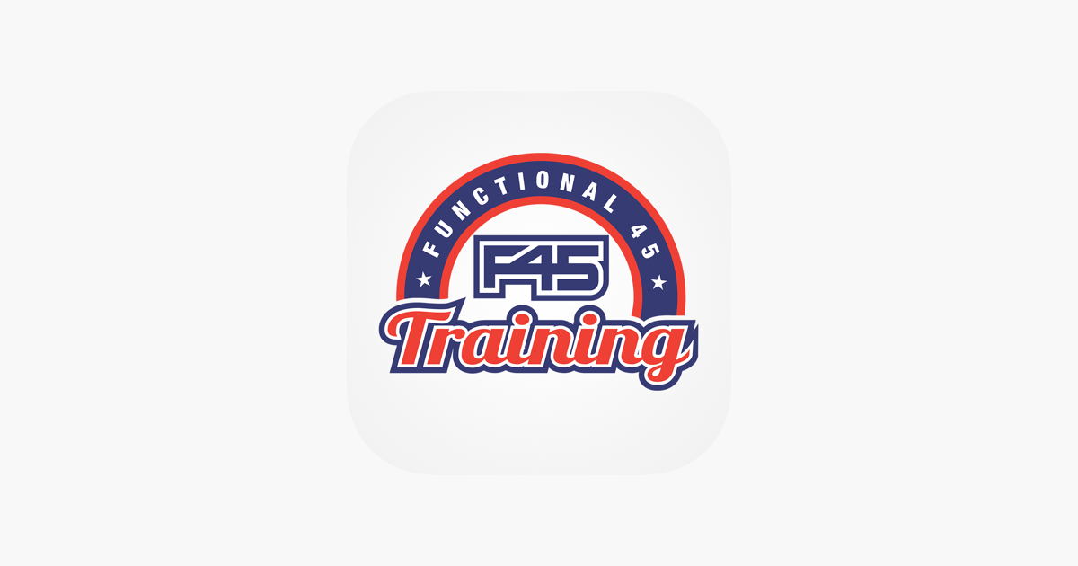F45 Training Clark Logo