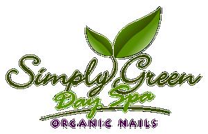 Simply Green Day Spa Logo