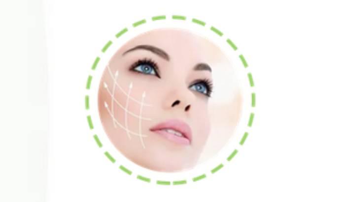 Skin tightening image