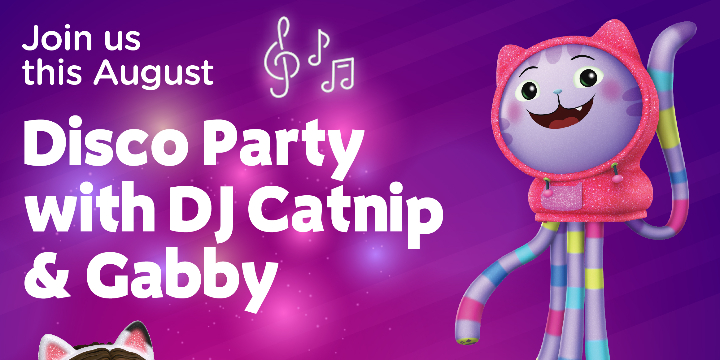 $34 for DJ Catnip Party at Gymboree Play & Music of Southlake (15% discount) - Partner Offer Image