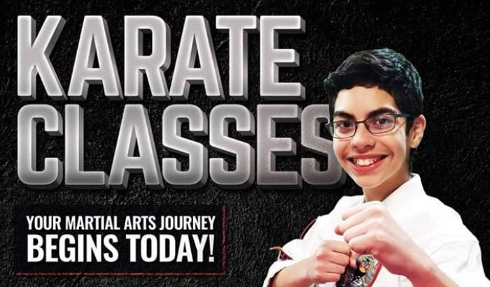 Karate Classes image