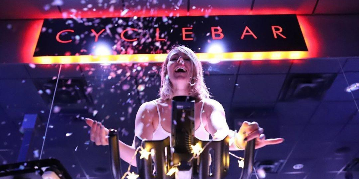 1st Ride Free at CycleBar Hilltop  offer image
