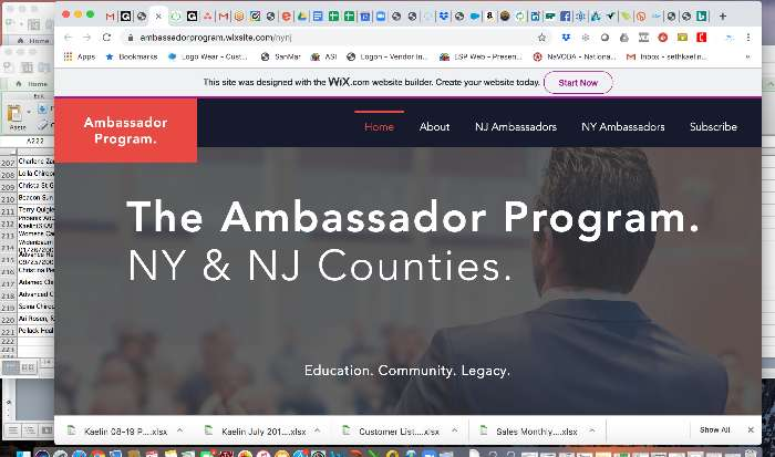 Local Ambassador Program article image