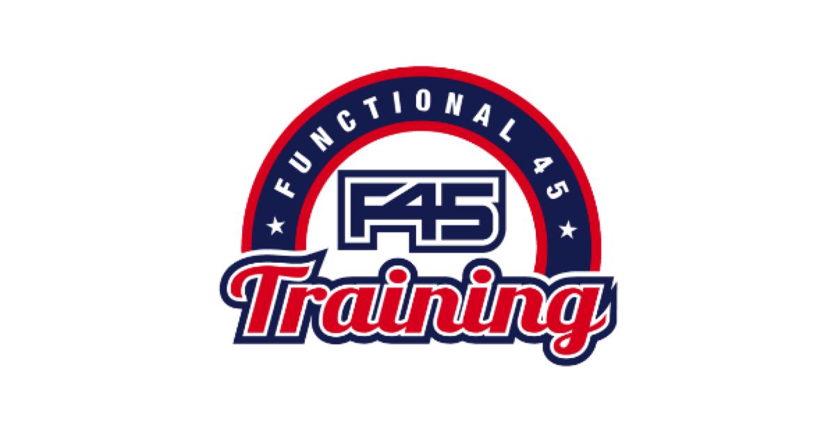 F45 Training Downtown Orlando Logo