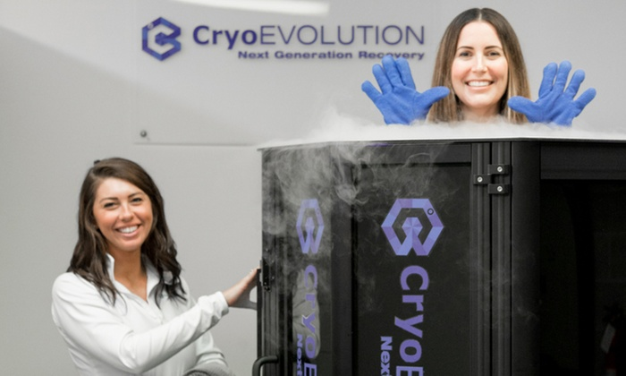 CryoEvolution Logo