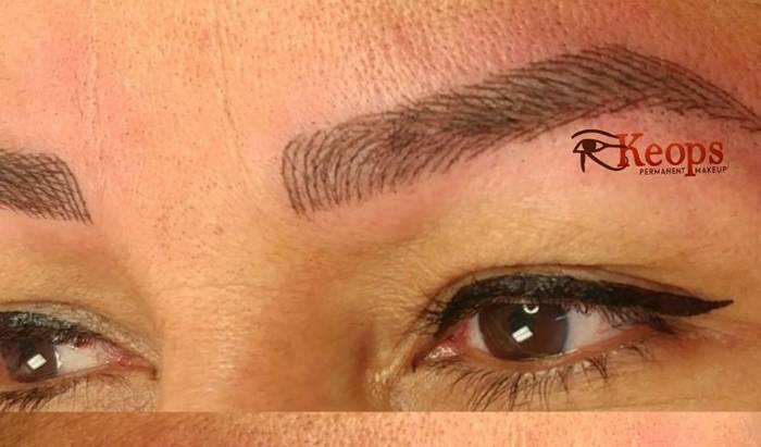 Delineado de Ojos Permanentes image