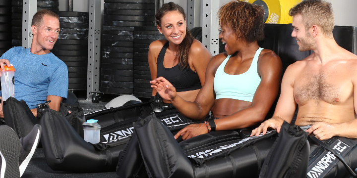FREE 1st Normatec Recovery Session at D1 Training Colleyville  - Partner Offer Image