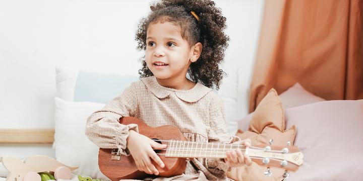 50% OFF your First Guitar or Ukulele Lesson - Partner Offer Image