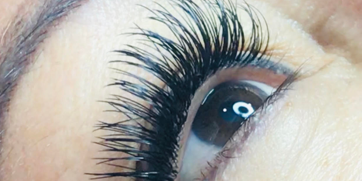 50% OFF Full Set of Eyelash Extensions  - Partner Offer Image