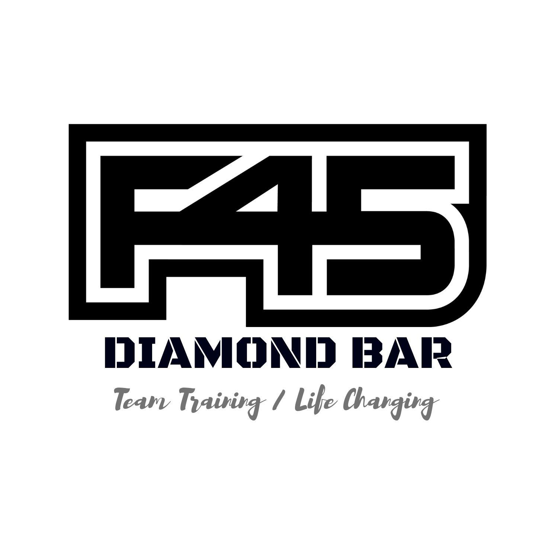 F45 Training Diamond Bar Logo