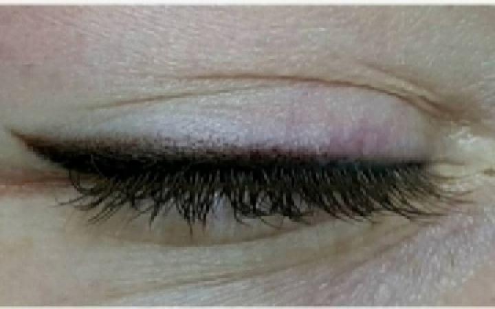 Permanent Eyeliner image