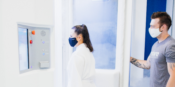 3 Cryotherapy Sessions for ONLY $49 offer image