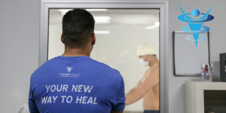 $30 for Whole Body Cryotherapy Chamber Plus 1 Add On Service at US Cryotherapy (45% discount) - Partner Offer Image