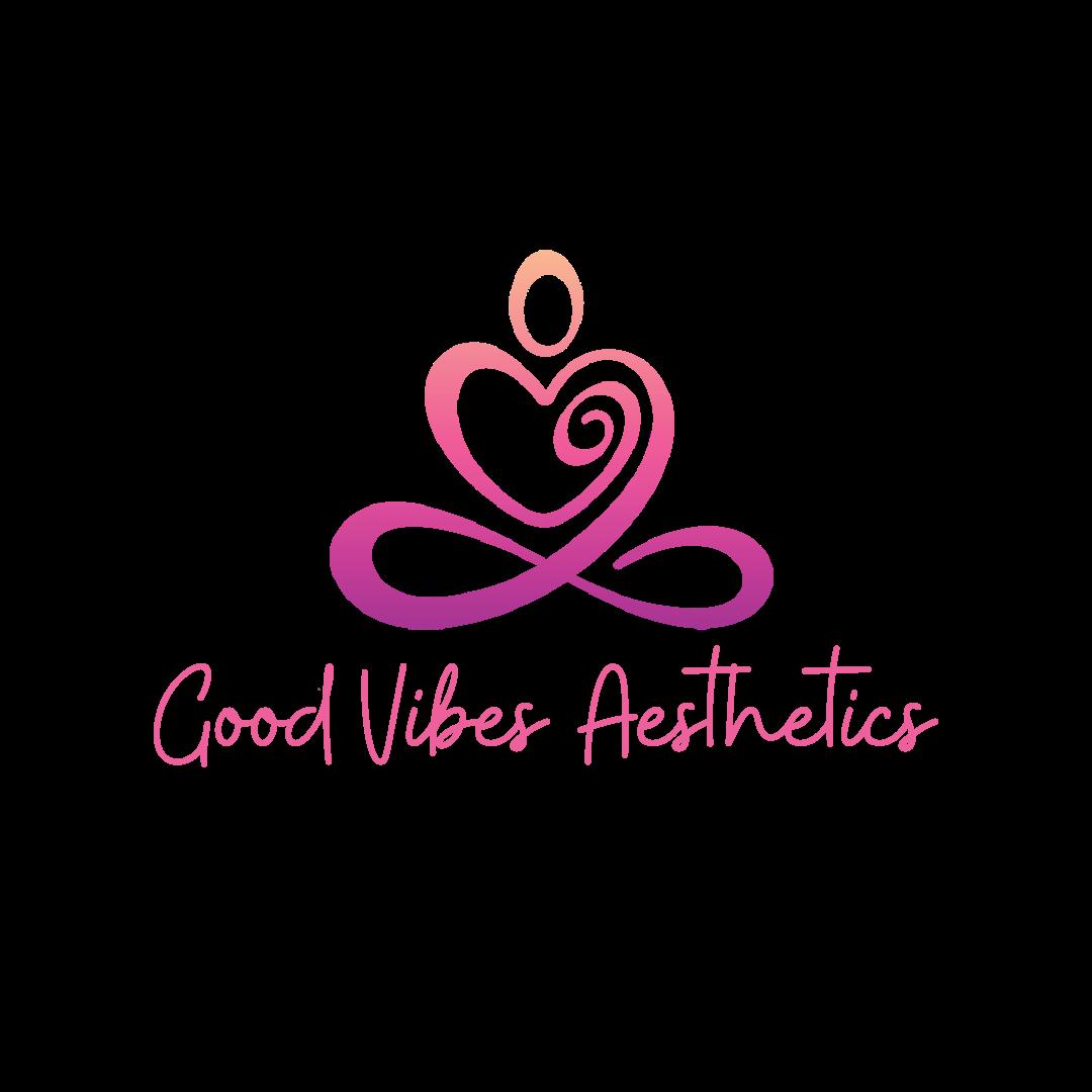 Good Vibes Aesthetics Logo