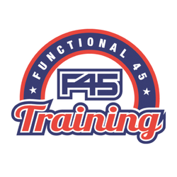 F45 Training Glen Ellyn Logo