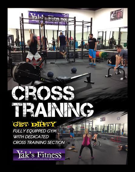 Cross Training Fitness Center Logo