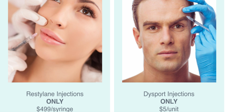up to 50% OFF Injectables, limited time ONLY! CLAIM NOW! offer image