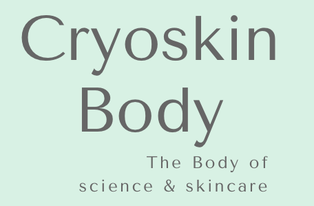 Cryoskin Body Mobile Logo