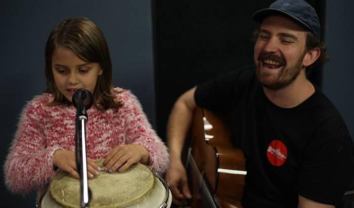 Preschool Music image