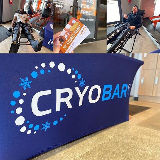 CryoBarOKC Logo