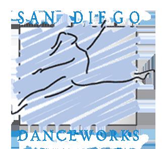 San Diego Danceworks Logo