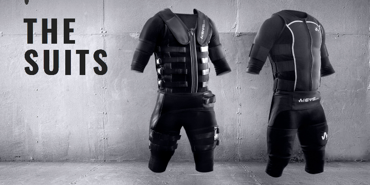 6 week FREE trial of FDA cleared, wireless EMS suits for businesses or personal trainers. offer image